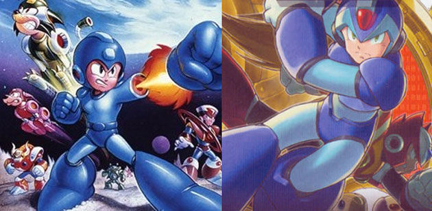 Mega Man Month this May on 3DS