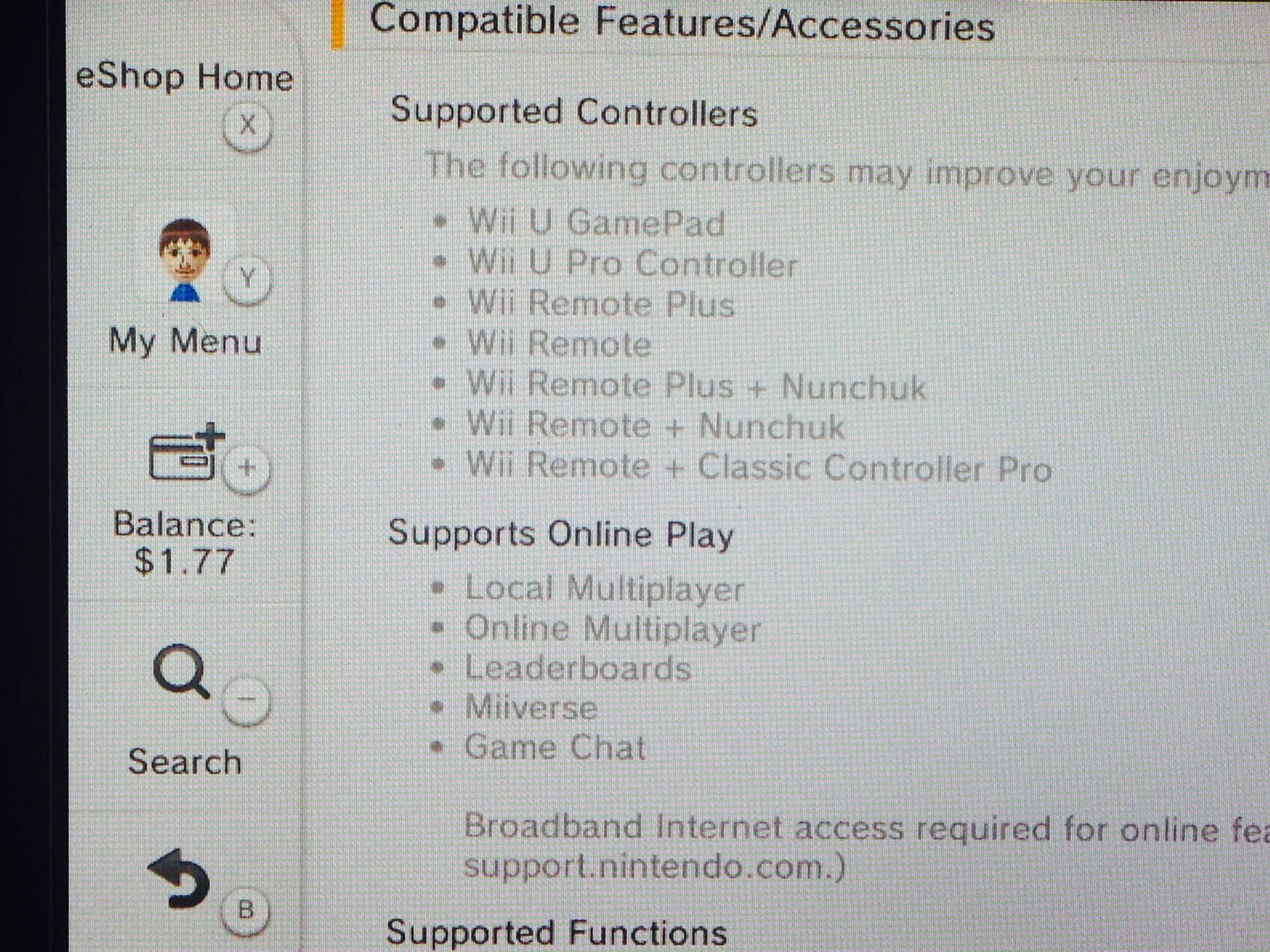 how to use wii u chat
