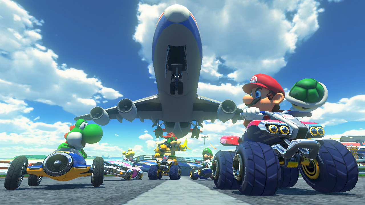 Nintendo PR: Mario Kart 8 is the top-selling game in June, has sold more than 885,000 units in the U.S.