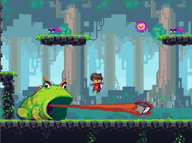 Adventures of Pip Approved for Wii U