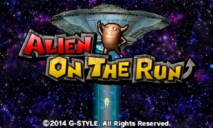 PN Review: Alien on the Run