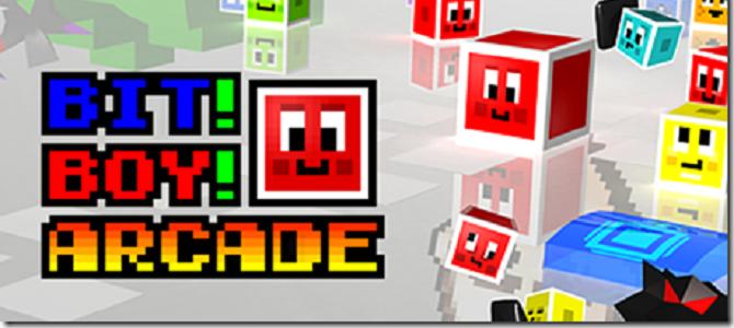 PN Review: Bit Boy!! ARCADE