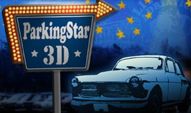 Parking Star 3D feature imgae