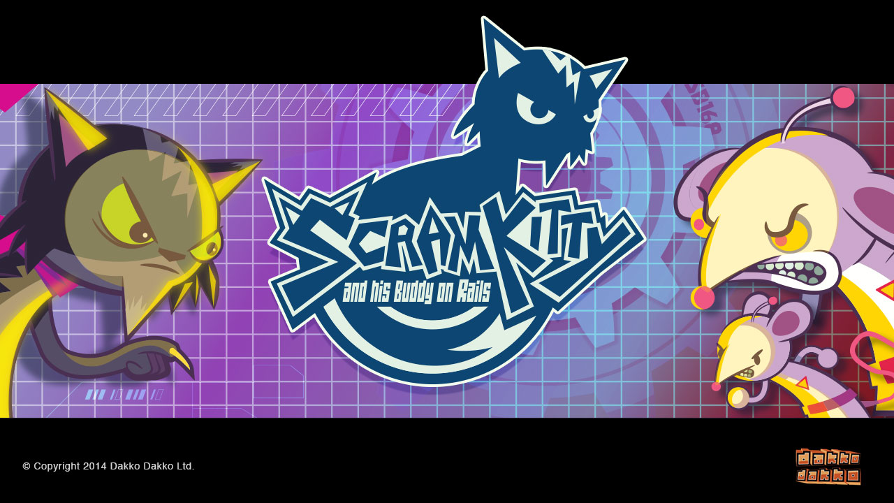 PN Review: Scram Kitty and his Buddy on Rails