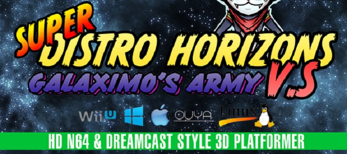 Super Distro Horizons for Wii U