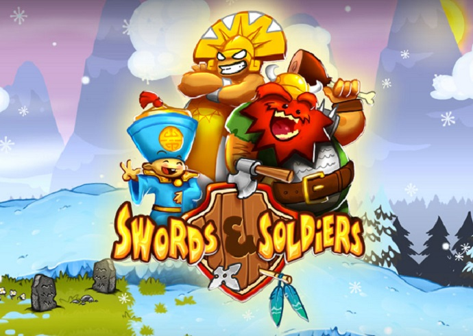 Swords and Soldiers HD eShop trailer