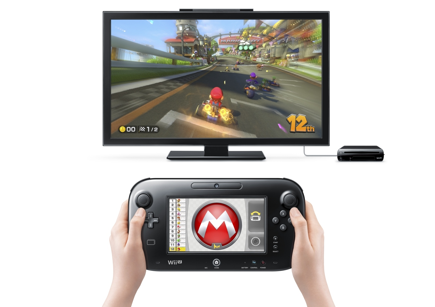 Nintendo releases quarterly numbers (April-June)
