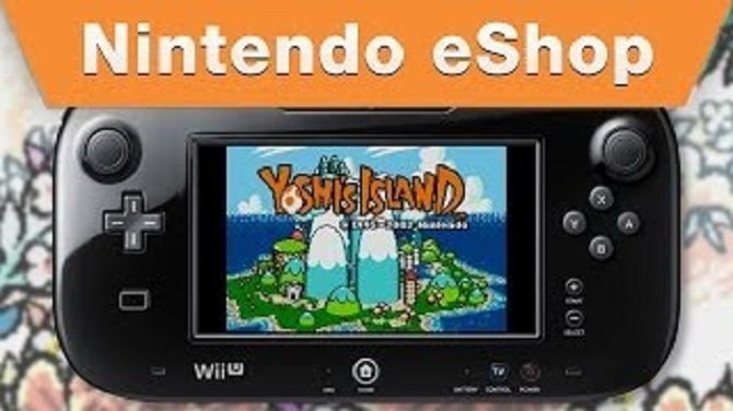 PN Review: Yoshi's Island: Super Mario Advance 3 (Wii U Virtual Console)