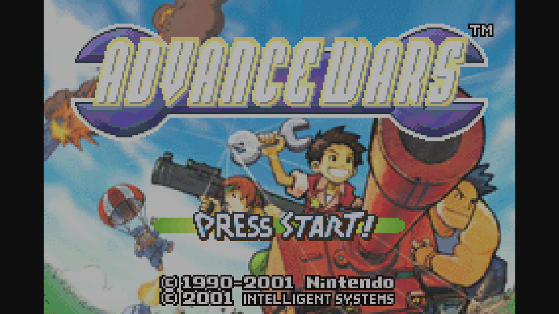 PN Review: Advance Wars (Wii U Virtual Console)