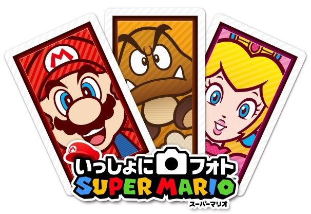 Photos With Mario now available for free on 3DS eShop