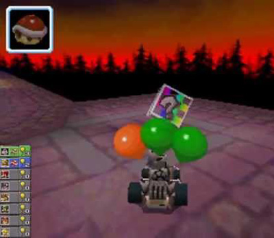 Mario Kart DS (Twilight House)