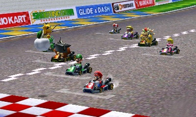 Grand Prix mode