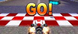 Mario Kart's rocket start