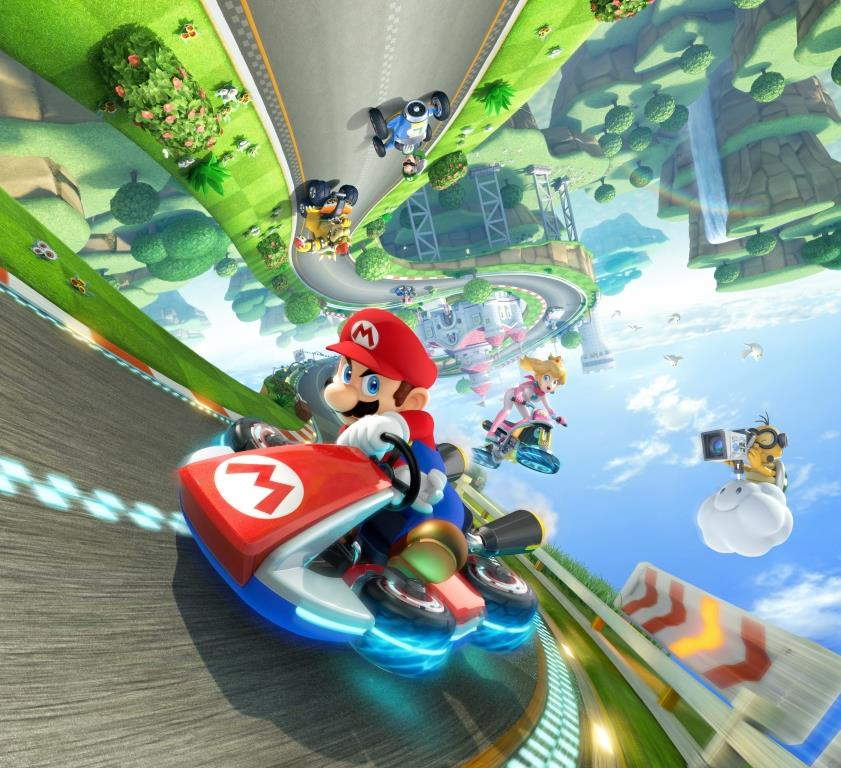 Video: Ellen Gifts Wii U and Mario Kart 8 to Excited Audience