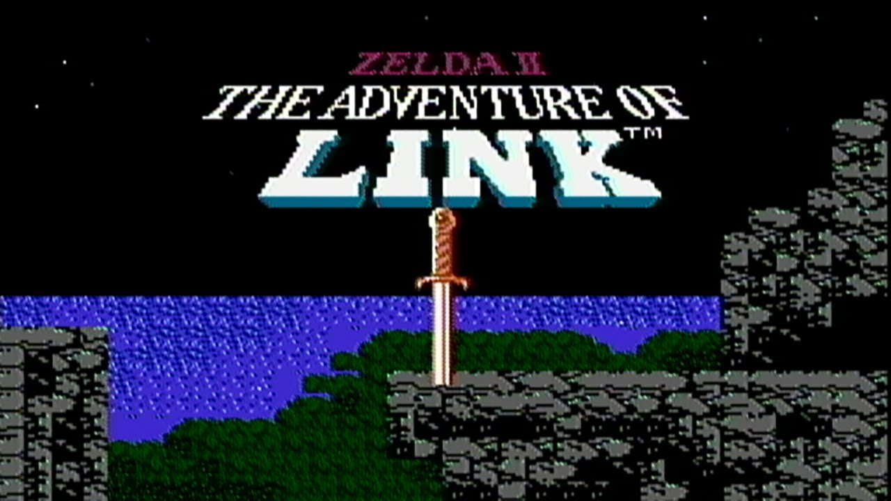 Retro Review: Zelda 2: The Adventure of Link