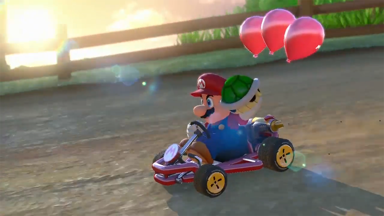 Why We Love Mario Kart, Part 7: Battle Mode!