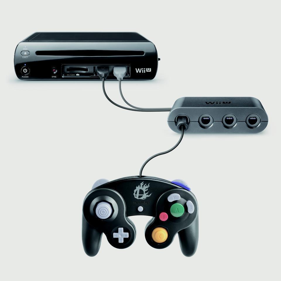 Super Smash Bros. Invitational video -Gamecube controller adapter announced