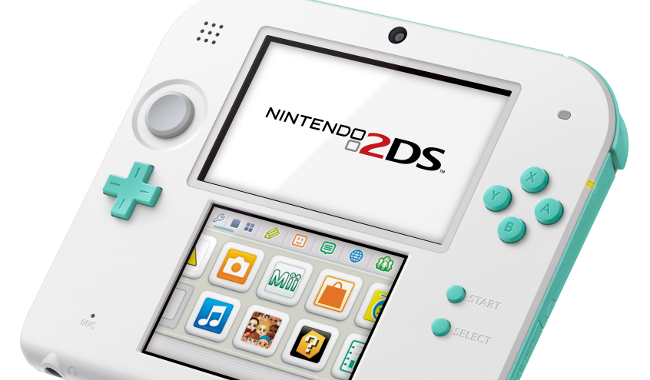 New Sea Green Nintendo 2DS to Hit US Stores June 6