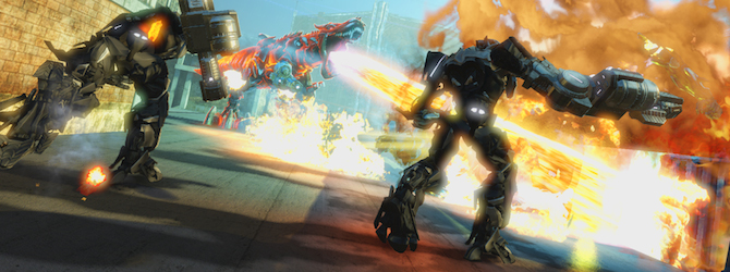 New Transformers: Rise of the Dark Spark Gameplay Trailer