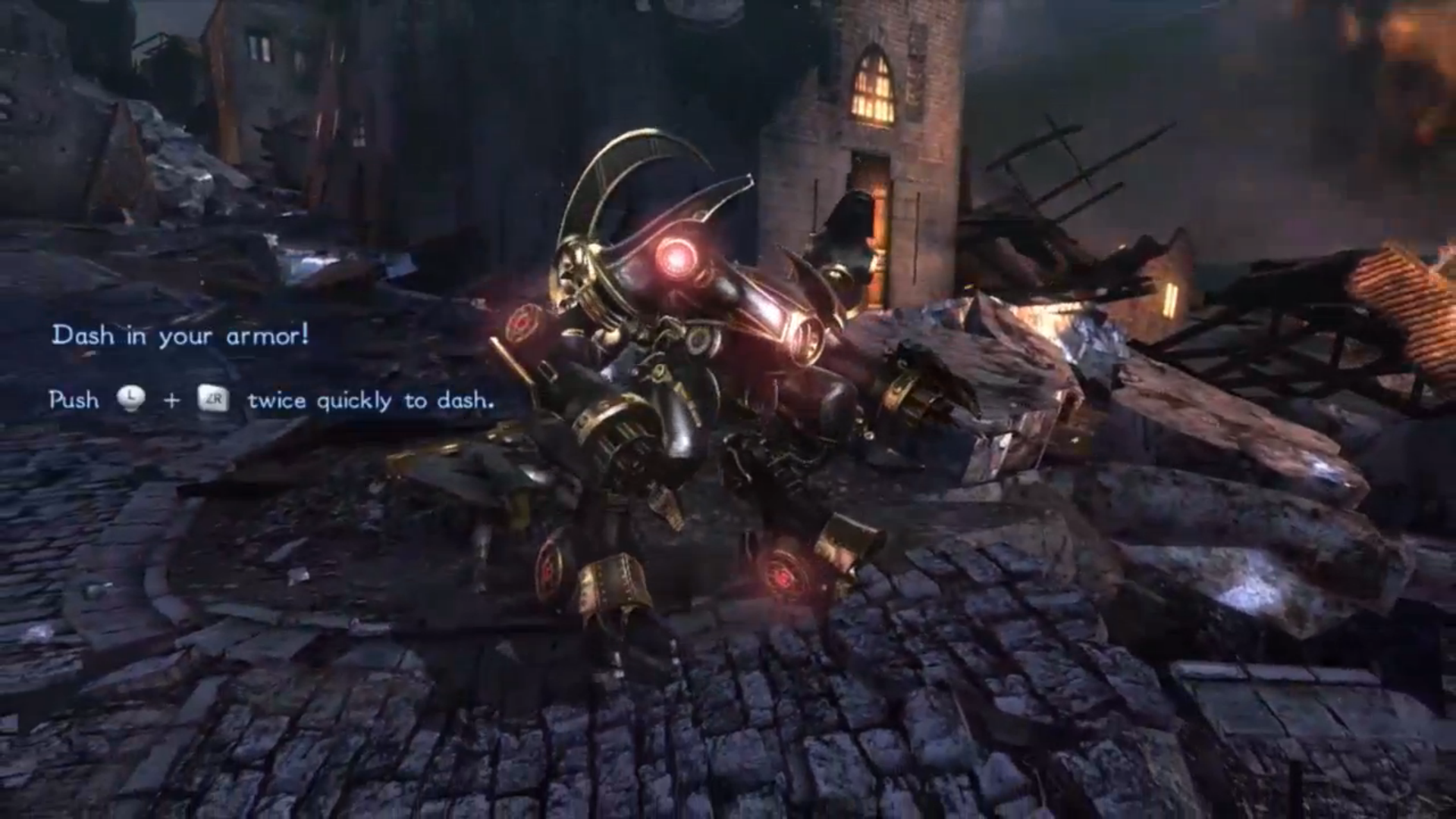 E3 2014: Bayonetta 2 Mech Armor Announced (Video)