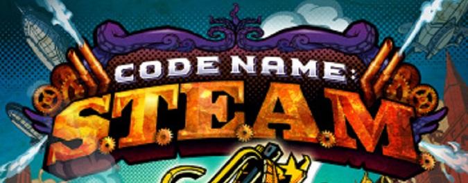 E3 2014 PR: Nintendo News: The Strategy Genre Gets a Steamy Upgrade with Code Name: S.T.E.A.M. for Nintendo 3DS