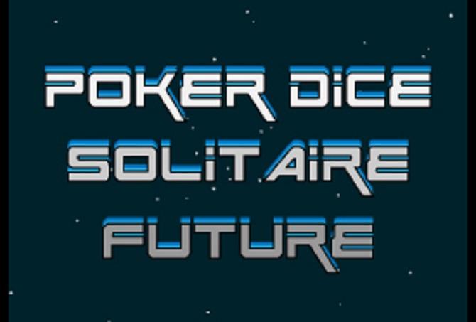 PN Review: Poker Dice Solitaire Future (Wii U eShop)