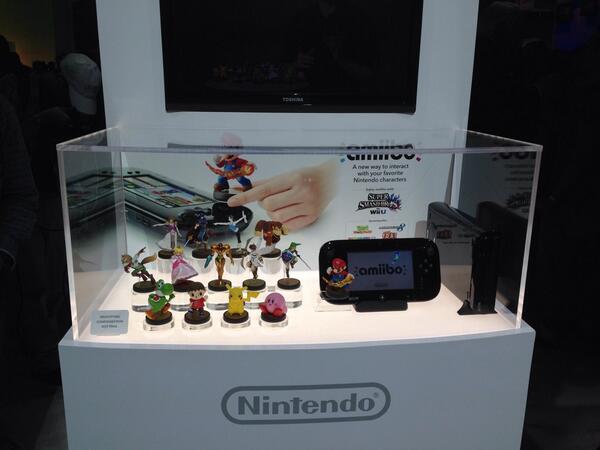 Pure Nintendo Amiibo