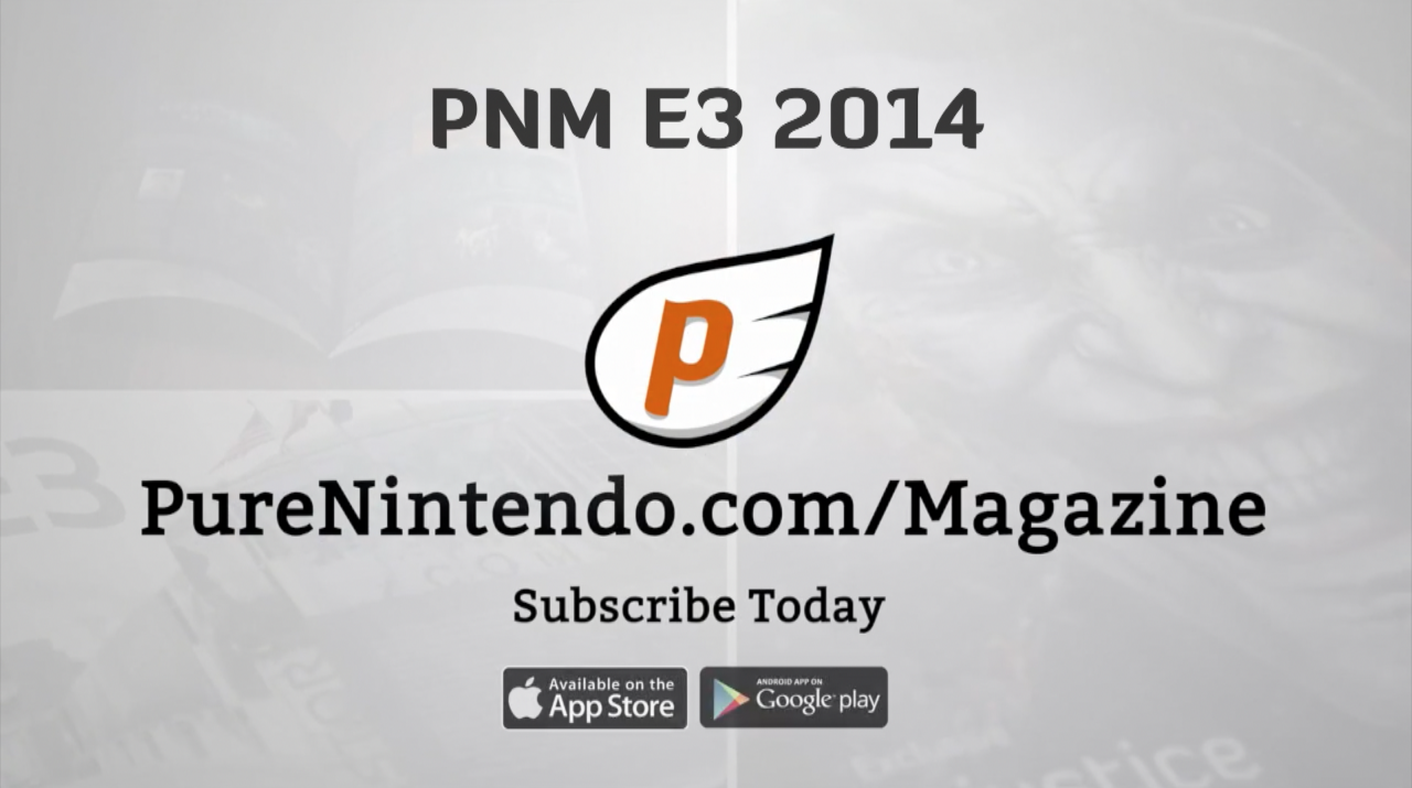 """Pure Nintendo E3 2014 Video: """"Citizens of the Earth"""" Hands on & Interview"""