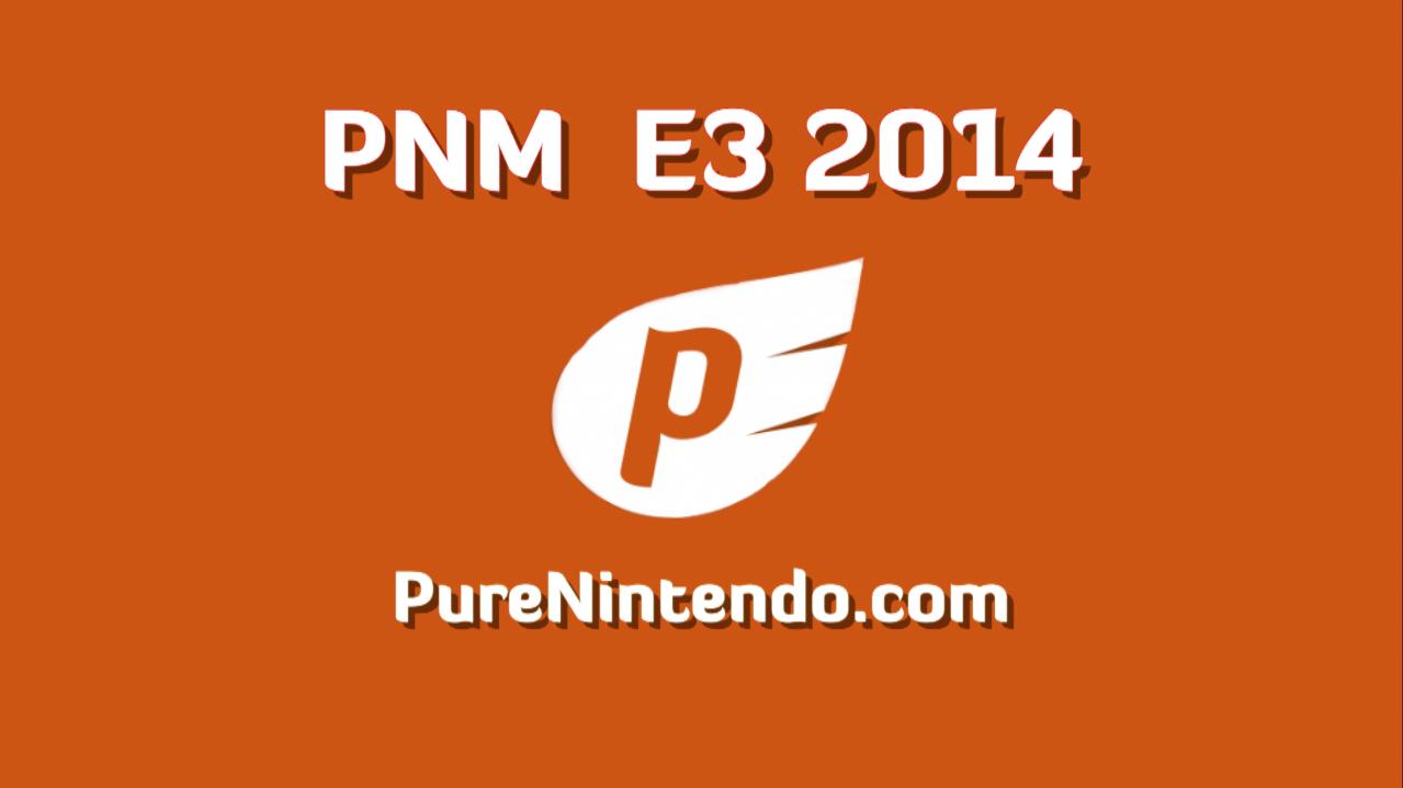 PNM E3: Smash Bros, Giant Robot, and Guard