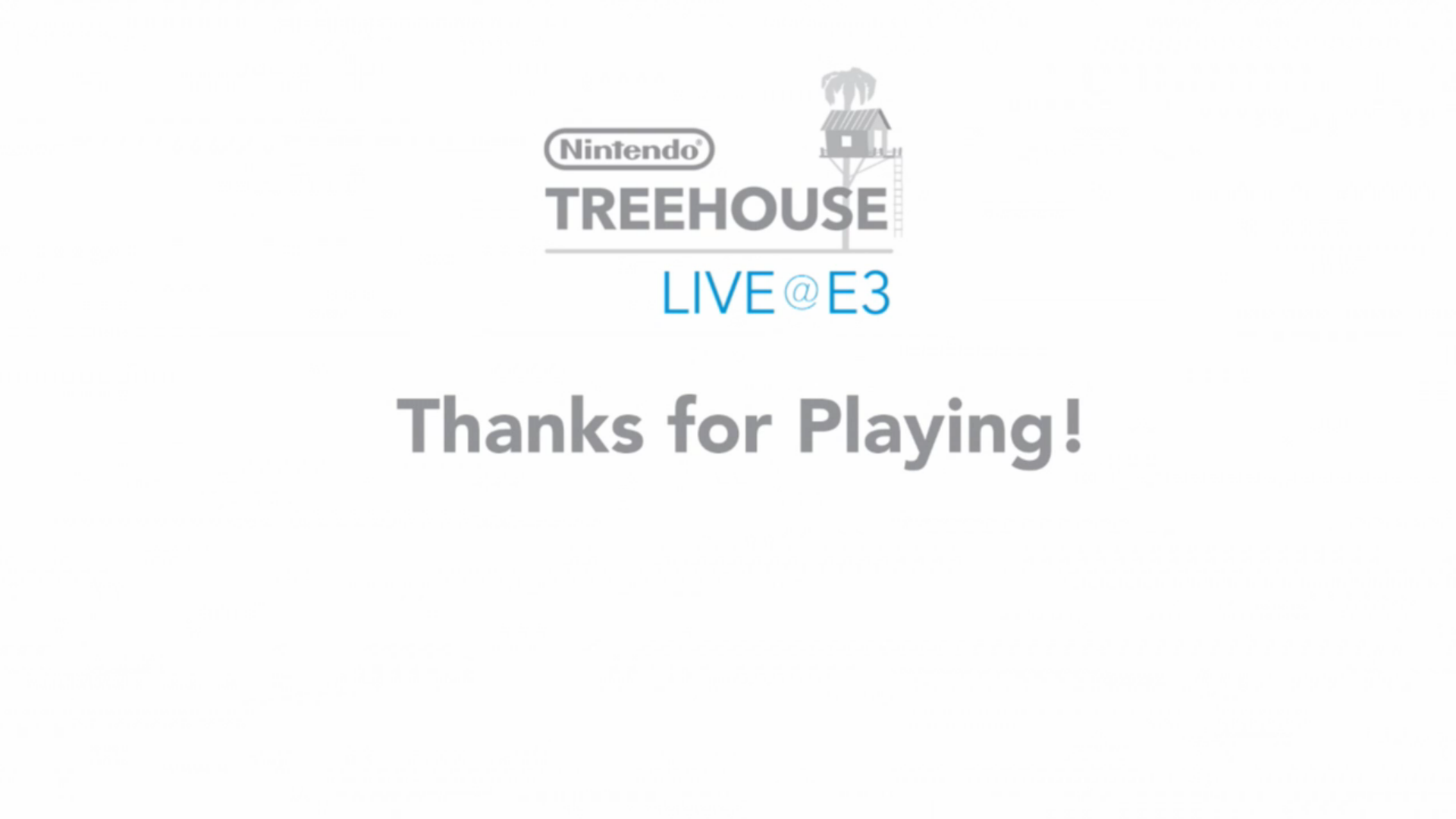 Video: Nintendo Treehouse Live at E3 2014 Day 3 Compilation