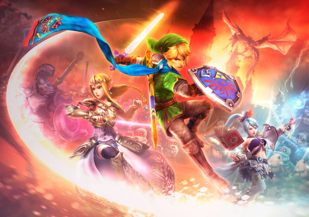 Video: Hyrule Warriors – Lana and the Book of Sorcery