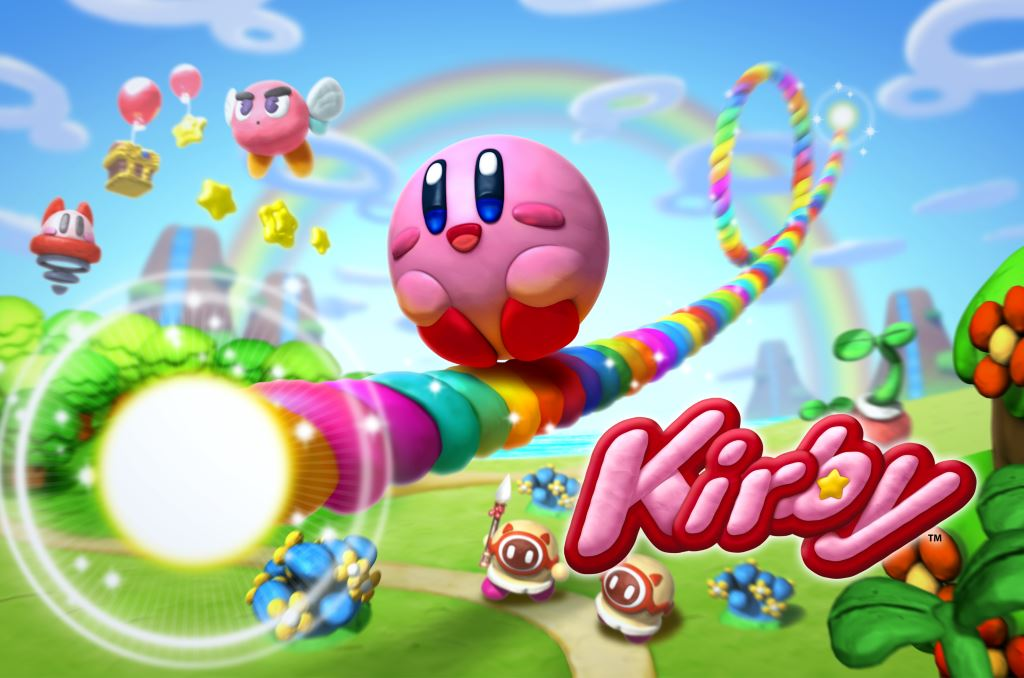 Kirby and the Rainbow Curse's February Release Date and New Trailer