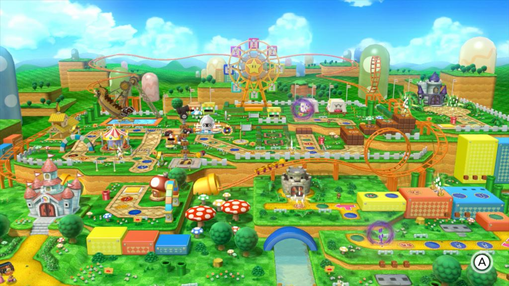 A Mario Party becomes a Bowser Party in series Wii U debut