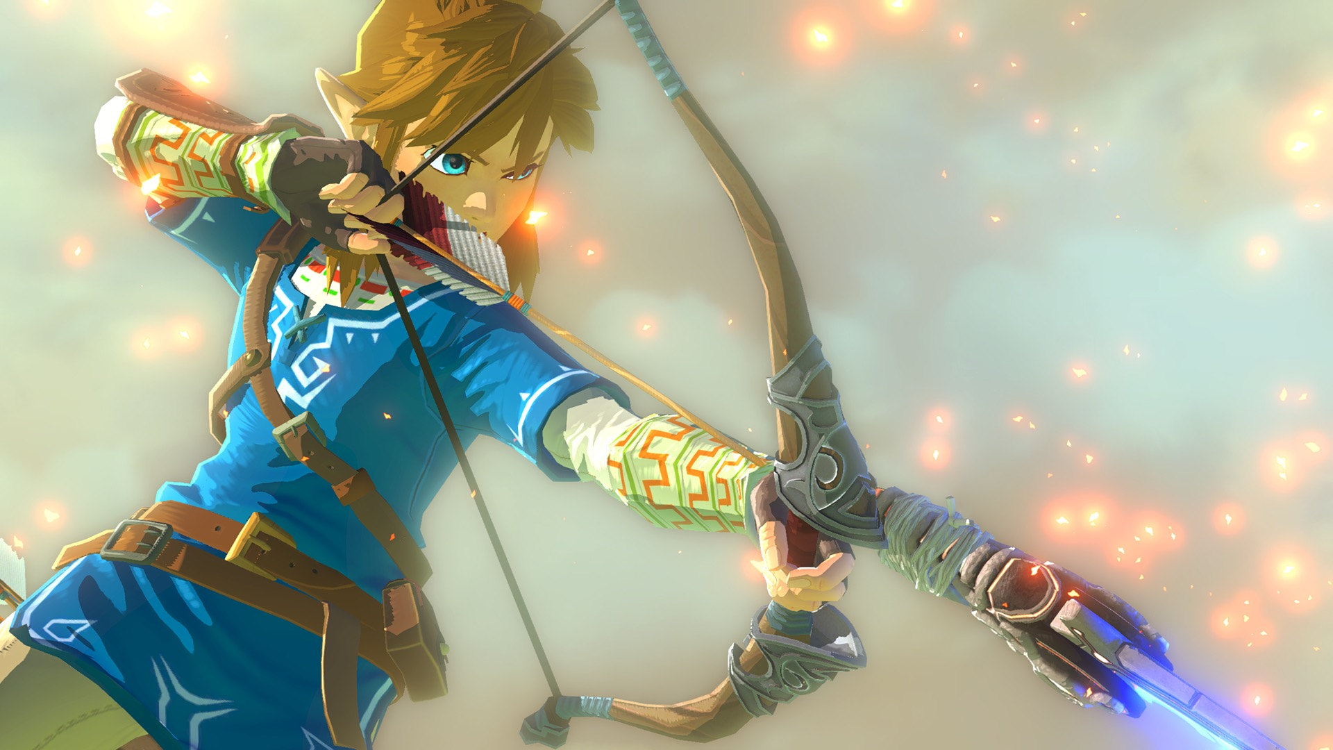 Zelda Wii U Trailer at E3 Showed Actual Gameplay