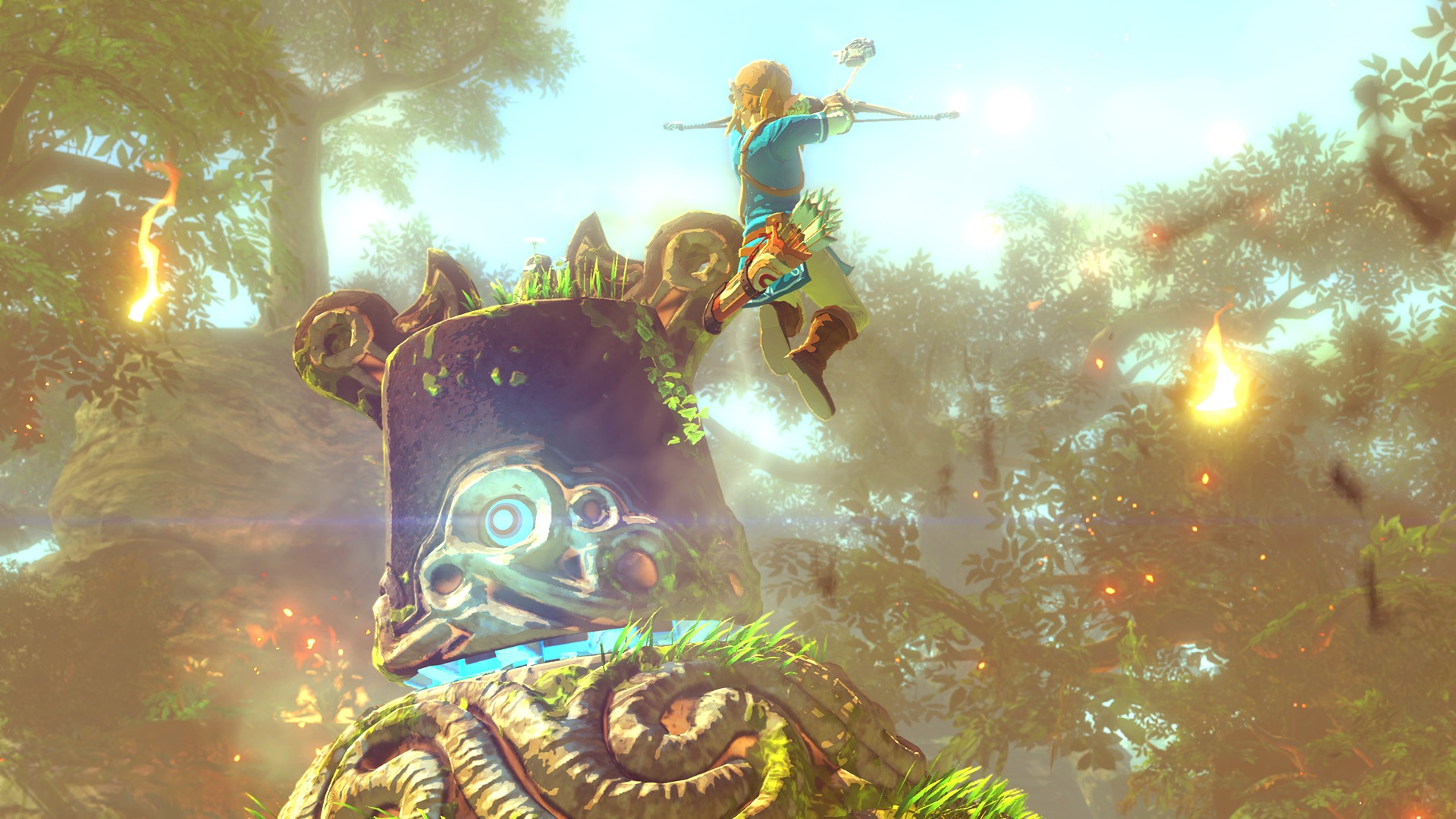 Aonuma On Some Interesting Legend of Zelda Wii U Details