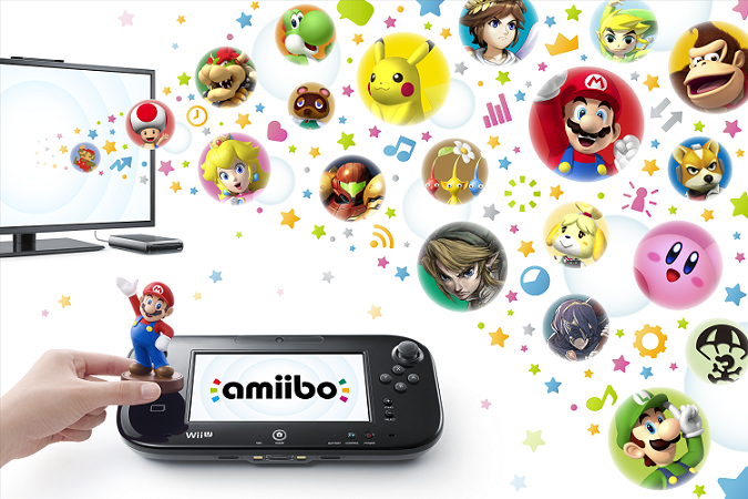 Nintendo's NFC amiibo figures will support many games