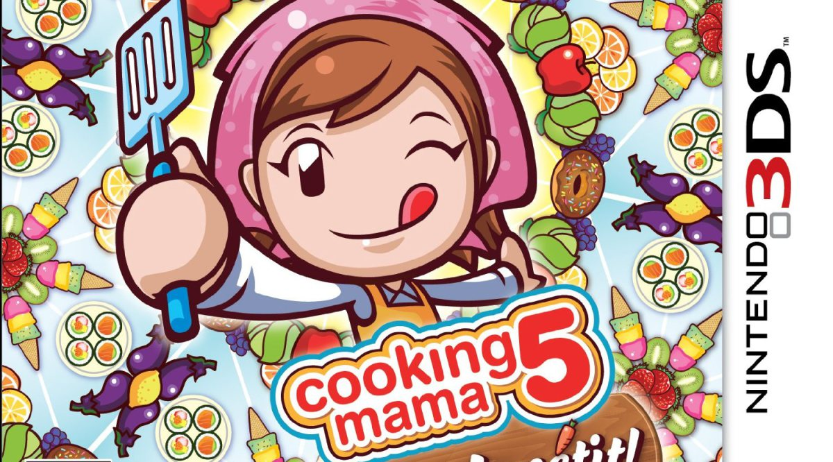 Cooking Mama 5 heading to 3DS this September in the West