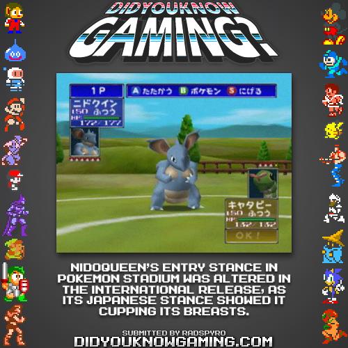 dykg Pokemon stadium