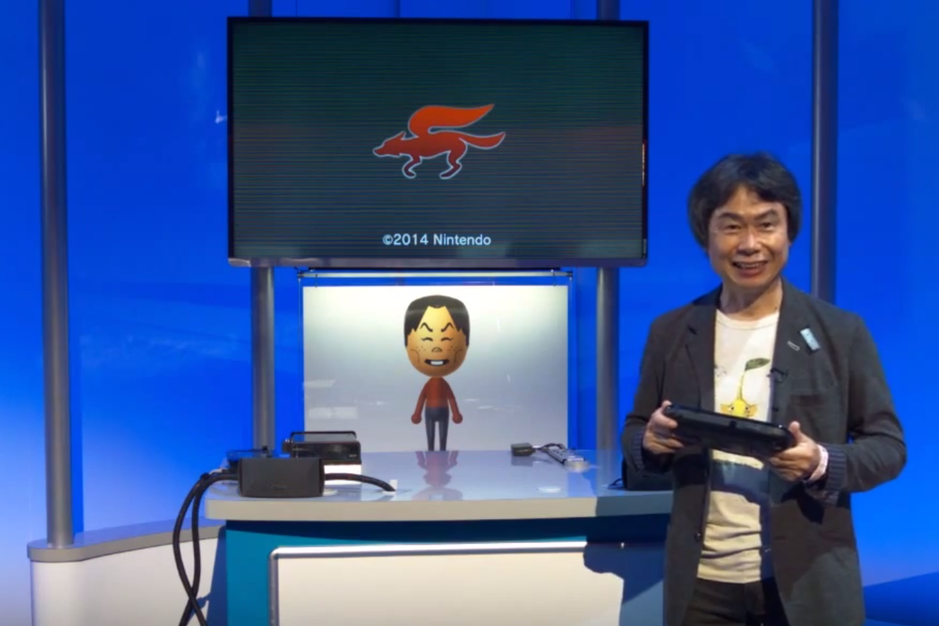 E3 2014 Video: Shigeru Miyamoto at E3 2014