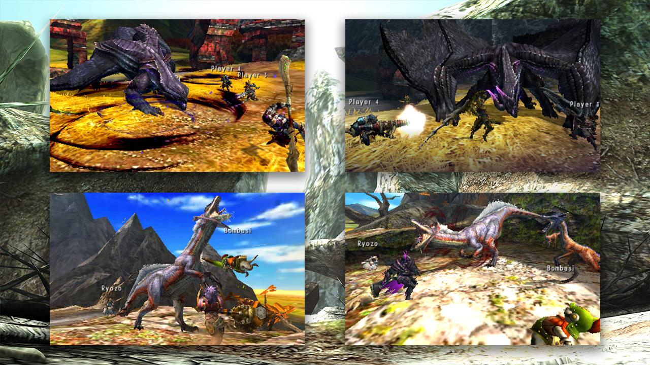 Nintendo Releases Monster Hunter 4 Ultimate E3 Trailer