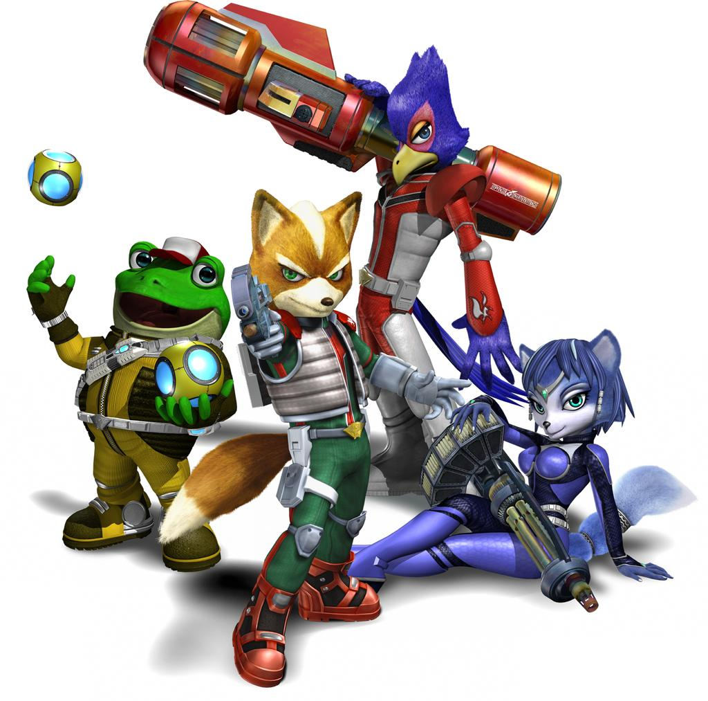 Miyamoto talks why Star Fox never landed on the Wii