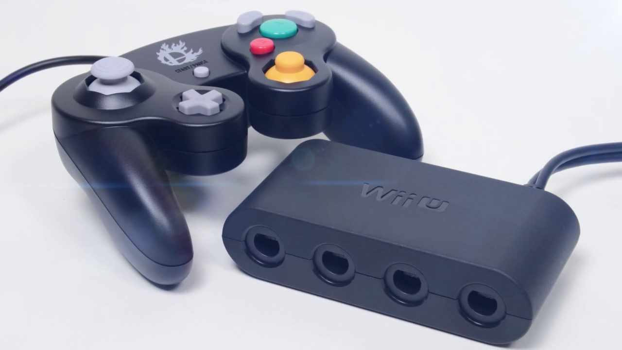 RUMOR: Wii U GameCube Adapter Will Work With Multiple Titles