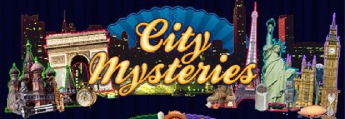 City Mysteries - title