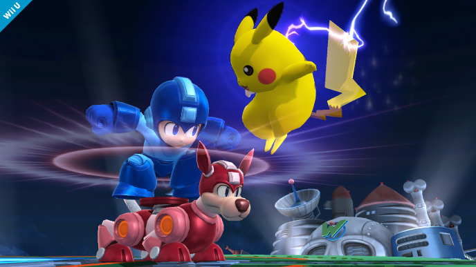 Smash Bros Update (7.23.14): Let's All go to Wily's
