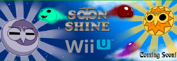 Dahku announces Soon Shine for Wii U eShop