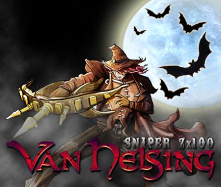 PN Review: Van Helsing Sniper Zx100 (3DS eShop)