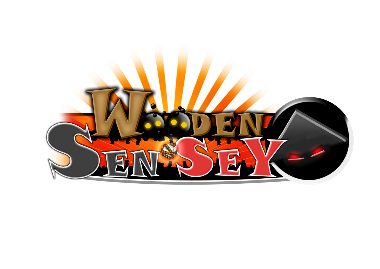 Wooden SenSey Logo
