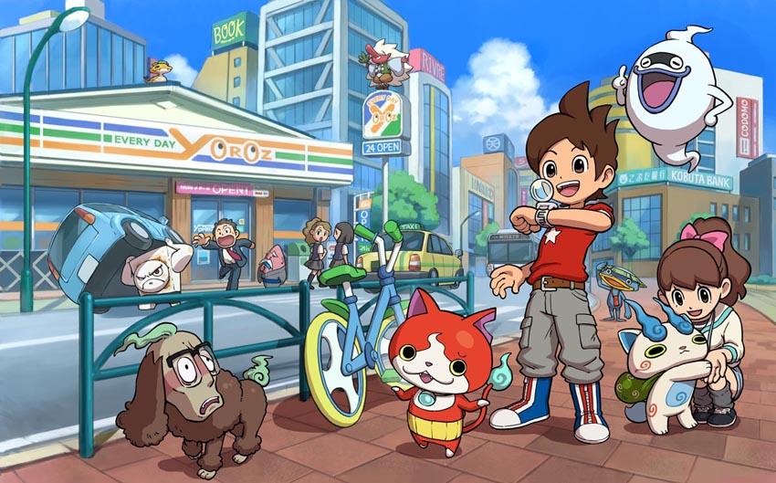 Japanese Sales Charts: Yokai Watch 2 on top again (Week Ending July 20, 2014)