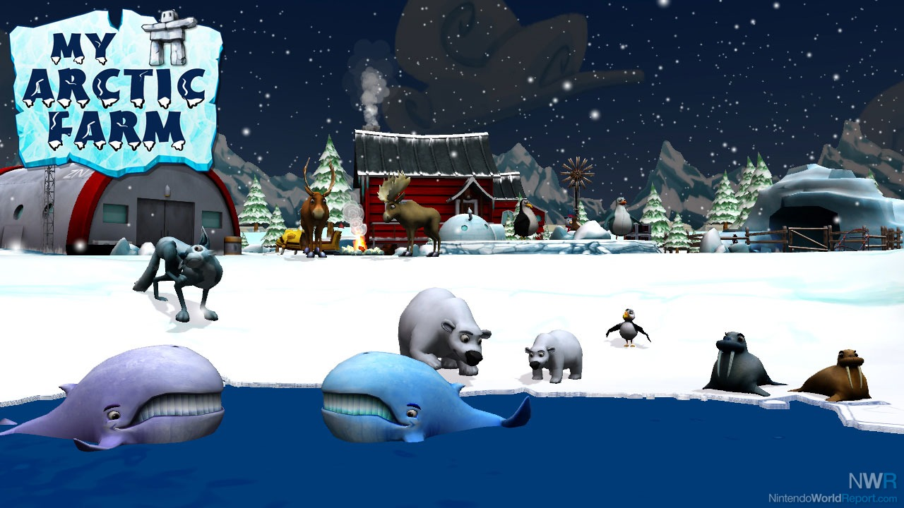 PN Review: My Arctic Farm (WiiU Eshop)