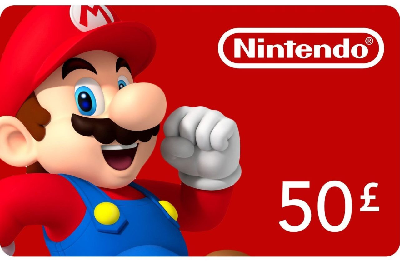 Nintendo eShop Cards Available Through PayPal In Europe